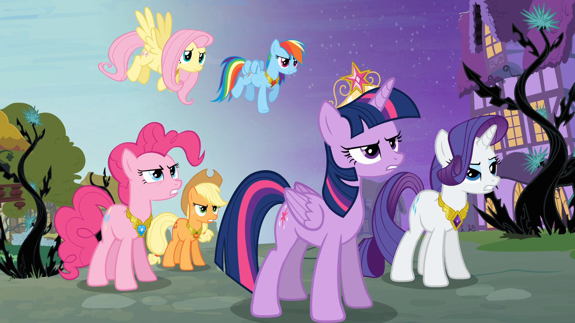 a look back on my little pony