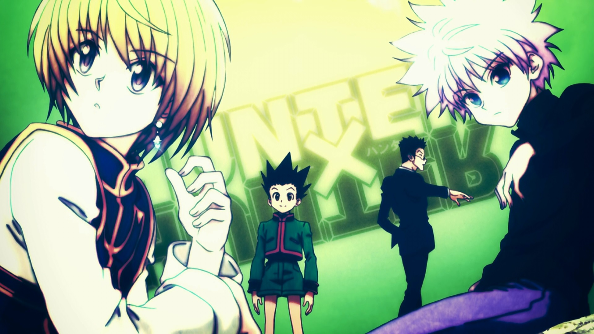 Hunter X Wallpaper 10