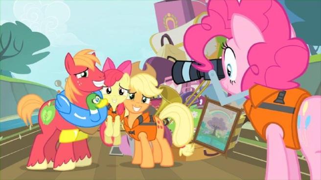 my little pony friendship is magic season 4 too many words